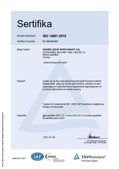 ISO 14001:2004 TR